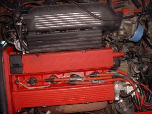 Lancia Delta Evolutione Engine